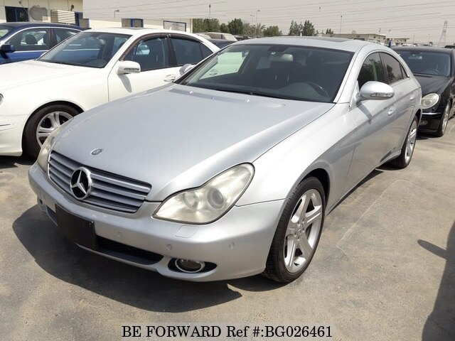 About This 2006 MERCEDES BENZ Cls Class (Price:$12,416)
