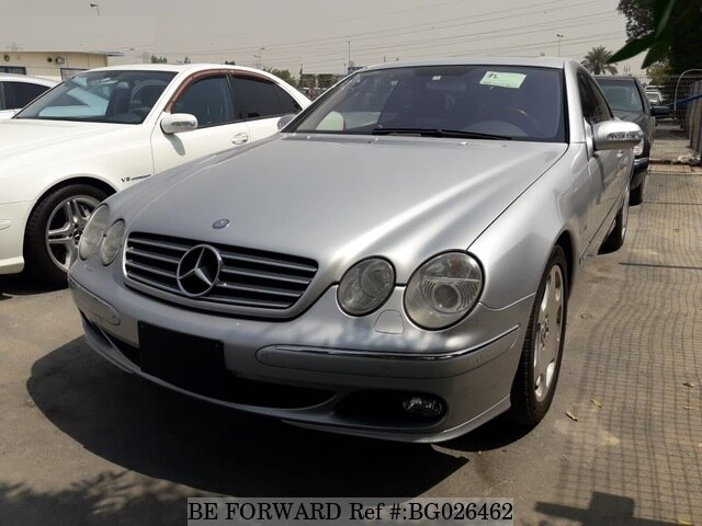 About This 2005 MERCEDES BENZ CL Class (Price:$7,944)