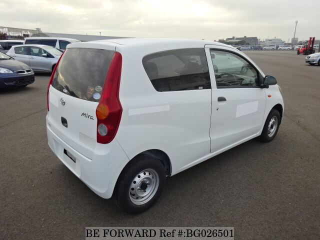 Used 2008 DAIHATSU MIRA TL/GBD-L275V for Sale BG026501 - BE