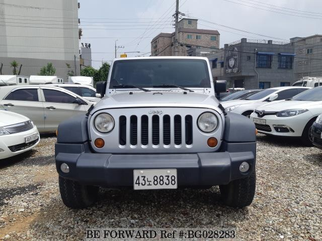 Used 2007 JEEP WRANGLER BG028283 For Sale