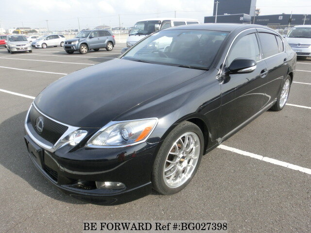 Used 2008 LEXUS GS GS450H VERSION I/DAA-GWS191 for Sale
