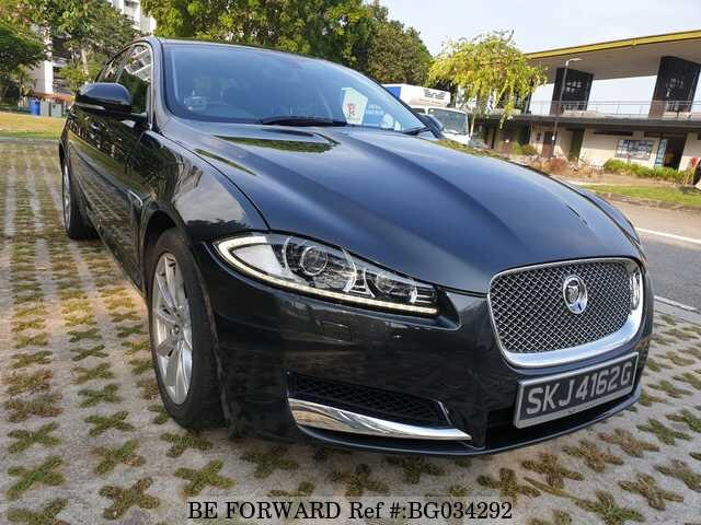 About This 2013 JAGUAR XF (Price:$9,520)