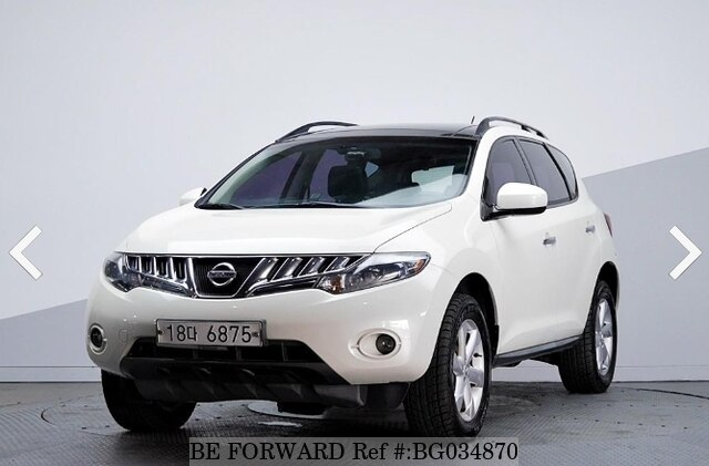 About This 2010 NISSAN Murano (Price:$7,400)