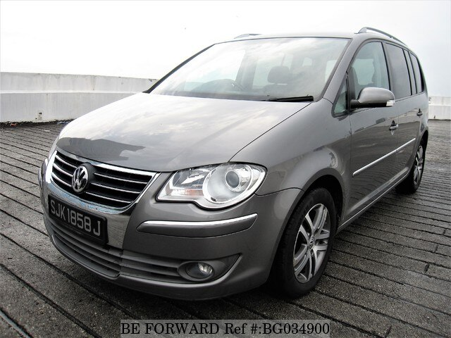 used 2008 volkswagen touran touran 1 4tsi170hp for sale. Black Bedroom Furniture Sets. Home Design Ideas