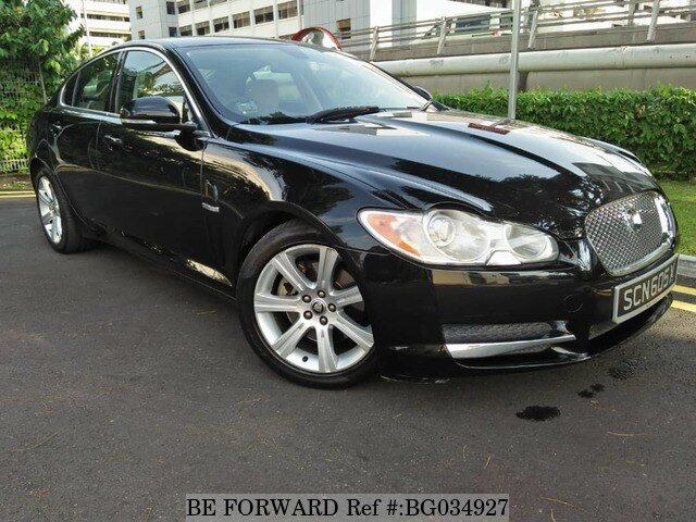 About This 2010 JAGUAR XF (Price:$6,520)