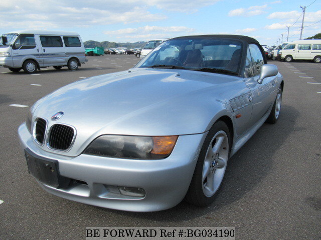 Used 1997 Bmw Z3 Road Stare Ch19 For Sale Bg034190 Be Forward
