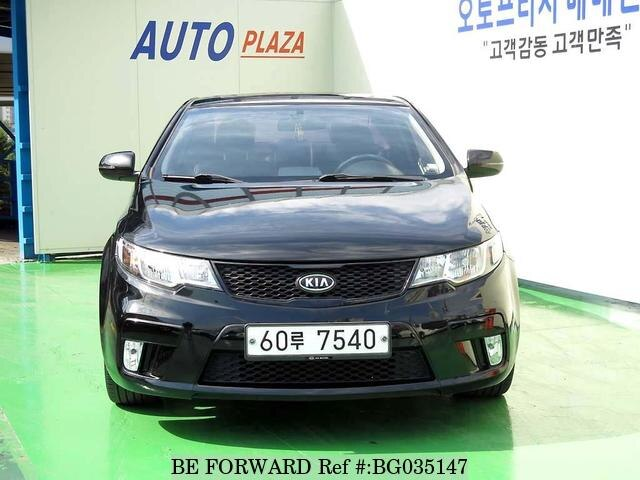 Used 2013 KIA FORTE BG035147 For Sale