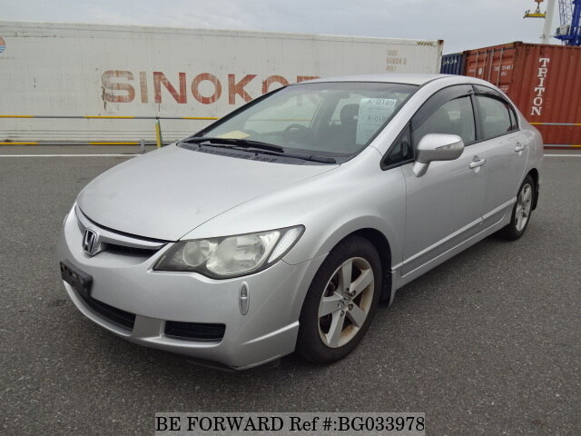 Used 2006 HONDA CIVIC BG033978 For Sale