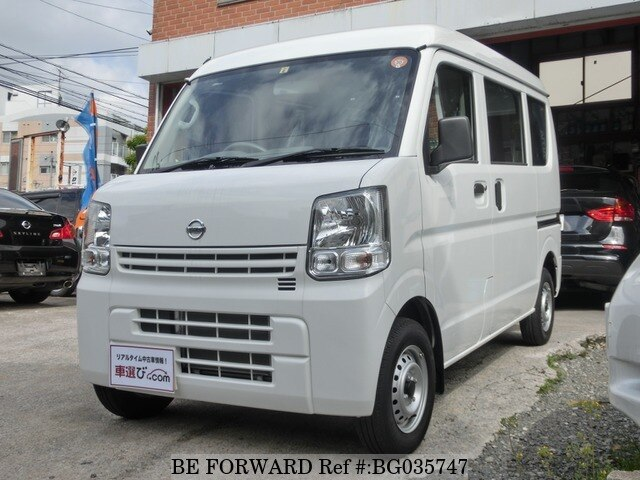 Used 2017 Nissan Clipper Van Dx Highroof Hbd Dr17v For Sale Bg035747