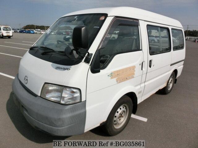 About This 2004 Mazda Bongo Van Price 890