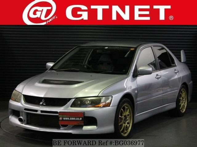 About This 2006 MITSUBISHI LANCER EVOLUTION (Price:$24,972)