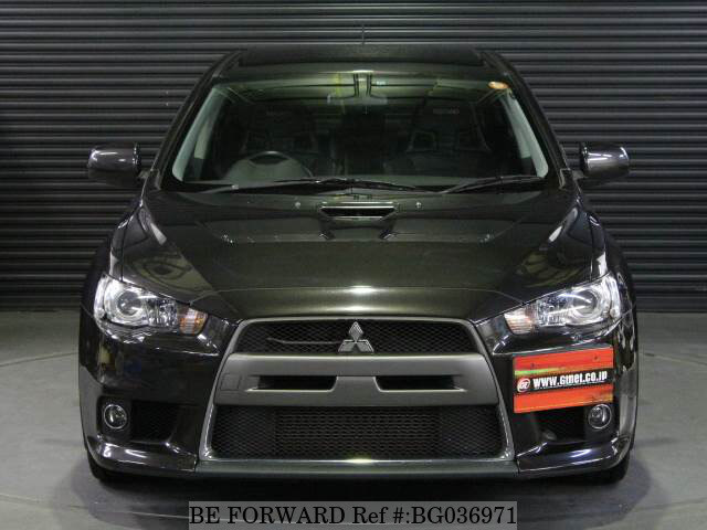 ... Used 2007 MITSUBISHI LANCER EVOLUTION BG036971 For Sale Imagem ...