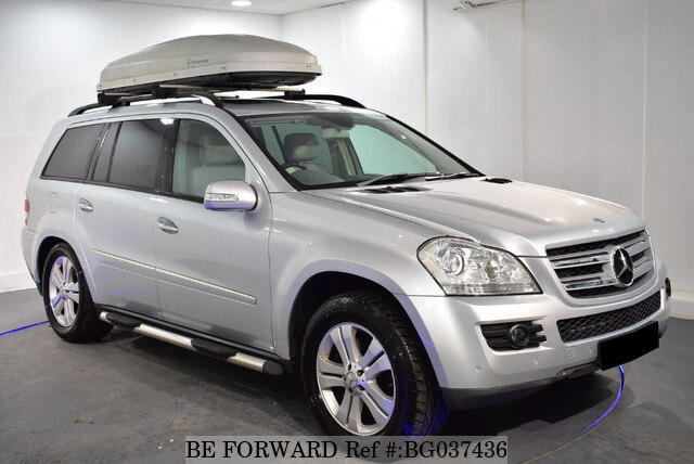 High Quality About This 2007 MERCEDES BENZ GL Class (Price:$15,100)