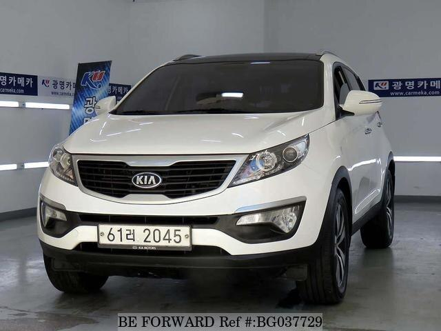 Delightful About This 2013 KIA Sportage (Price:$11,887)