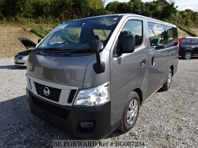 Used 2013 NISSAN CARAVAN VAN BG037234 for Sale