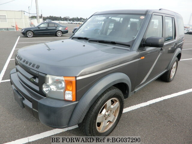 Used 2005 Land Rover Discovery 3 Seaba La40a For Sale Bg037290 Be
