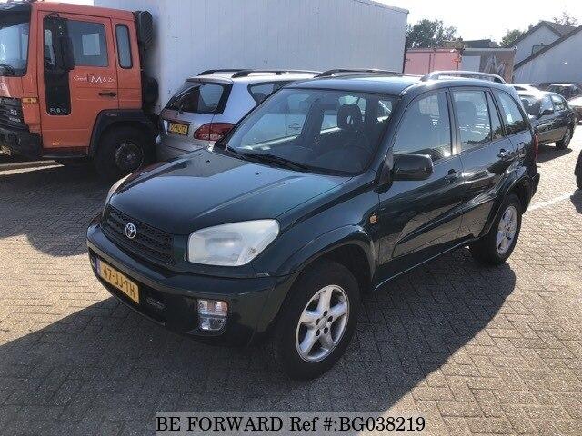 Used Toyota Rav4 For Sale >> Used 2002 Toyota Rav4 For Sale Bg038219 Be Forward