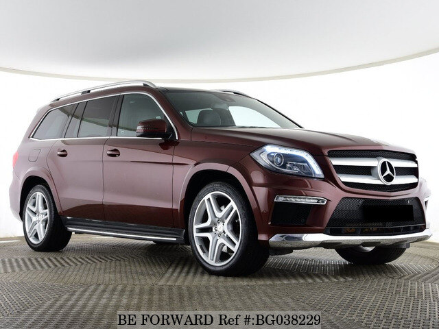 About This 2013 MERCEDES BENZ GL Class (Price:$47,500)