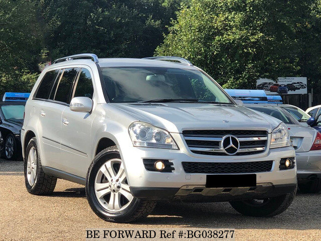 About This 2008 MERCEDES BENZ GL Class (Price:$19,200)