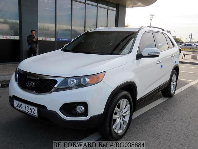 About This 2011 KIA Sorento (Price:$7,830)