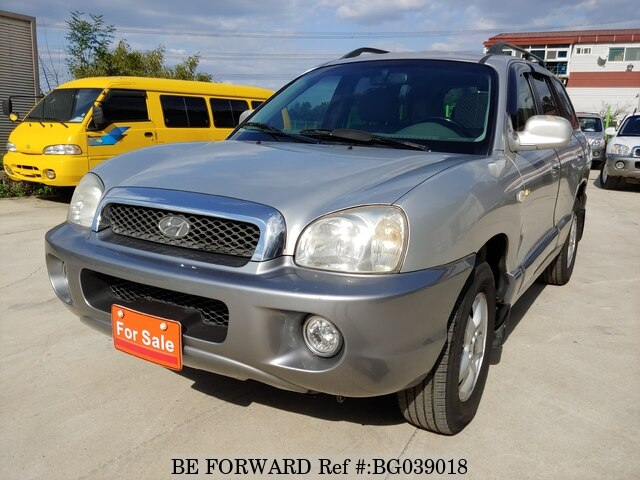 About This 2005 HYUNDAI Santa Fe (Price:$2,040)