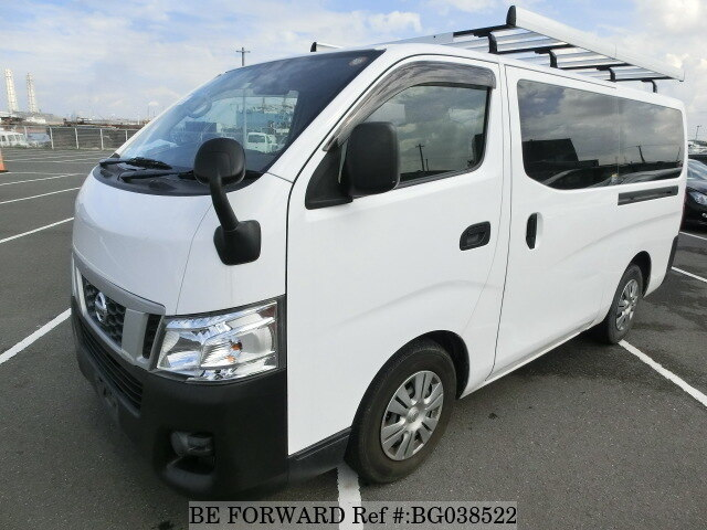 Used 2013 NISSAN CARAVAN VAN BG038522 for Sale