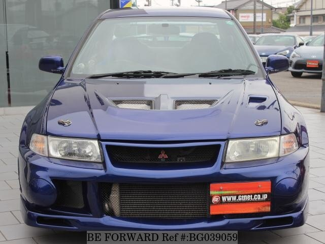 Used 1999 MITSUBISHI LANCER EVOLUTION/GF-CP9A for Sale BG039059 - BE