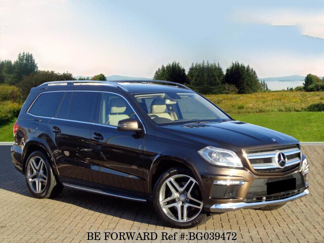 About This 2014 MERCEDES BENZ GL Class (Price:$47,600)