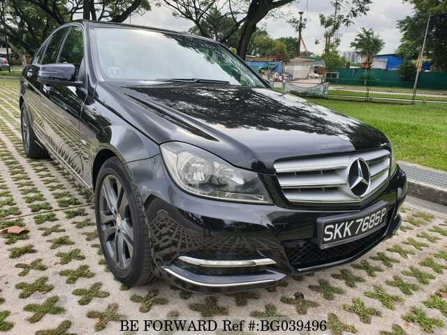 About This 2012 MERCEDES BENZ C Class (Price:$8,970)