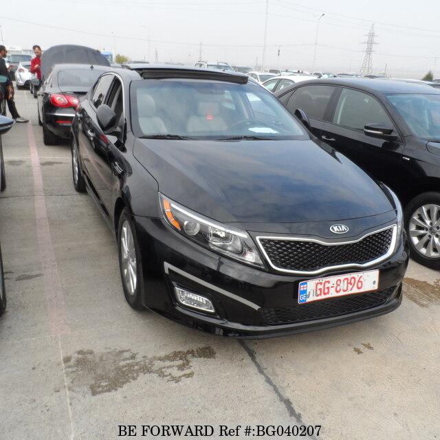 2013 Kia Optima Sx For Sale: Used 2014 KIA OPTIMA For Sale BG040207