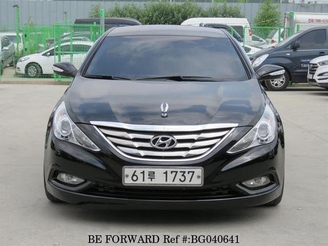 2011 Hyundai Sonata For Sale >> Used 2011 Hyundai Sonata For Sale Bg040641 Be Forward