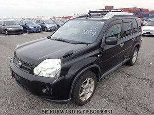 Used 2008 NISSAN X-TRAIL BG039531 for Sale