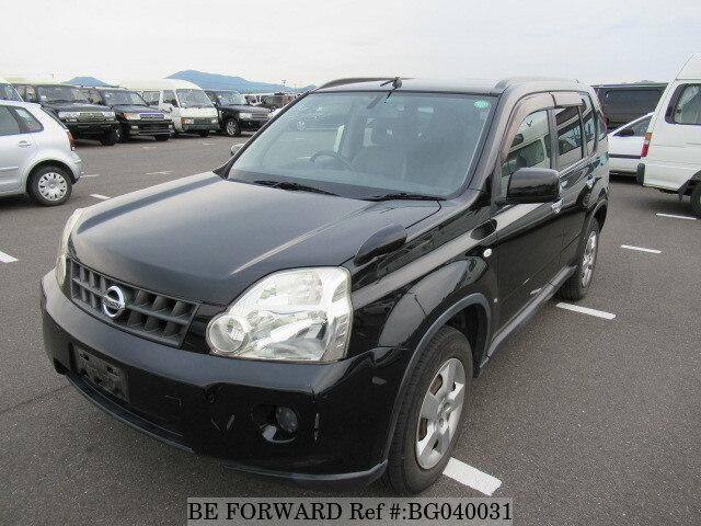Used 2007 NISSAN X-TRAIL BG040031 for Sale