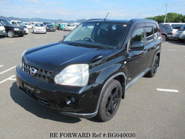 Used 2008 NISSAN X-TRAIL BG040030 for Sale