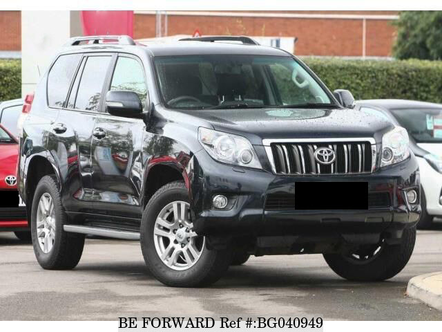 About This 2010 TOYOTA Land Cruiser (Price:$32,590)