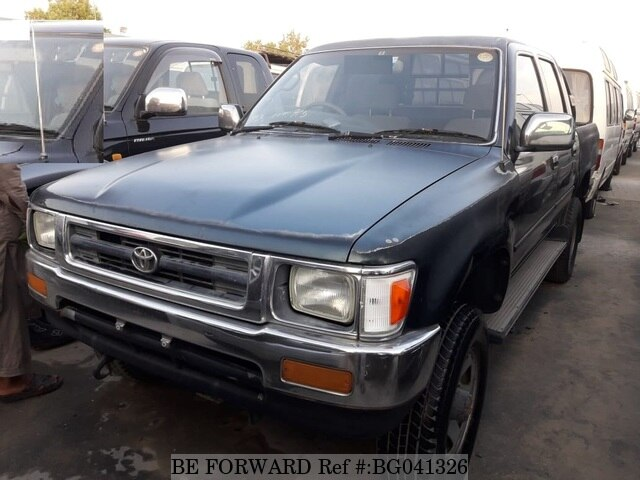 Used 1995 TOYOTA HILUX BG041326 for Sale