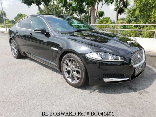 About This 2013 JAGUAR XF (Price:$8,950)