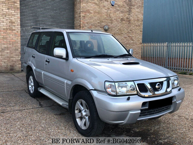 Used 2003 NISSAN TERRANO BG042093 for Sale