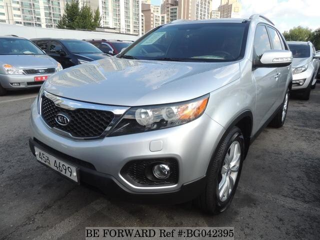 About This 2011 KIA Sorento (Price:$9,245)