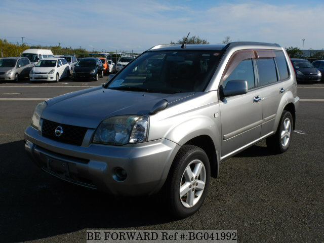 Used 2004 NISSAN X-TRAIL BG041992 for Sale