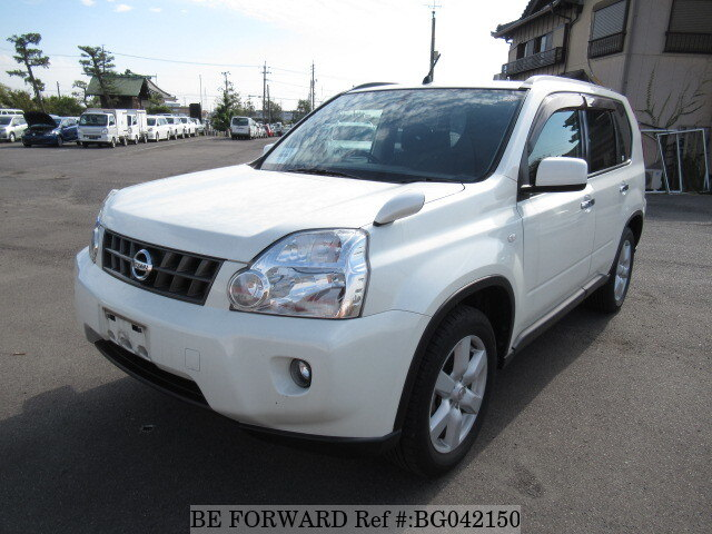 Used 2009 NISSAN X-TRAIL BG042150 for Sale