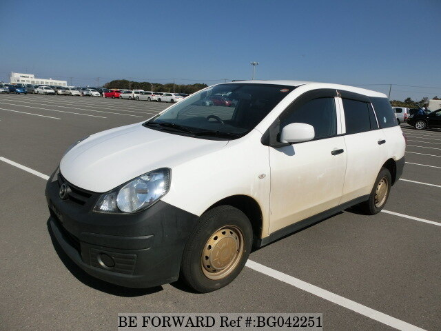 Used 2013 MAZDA FAMILIA VAN BG042251 for Sale