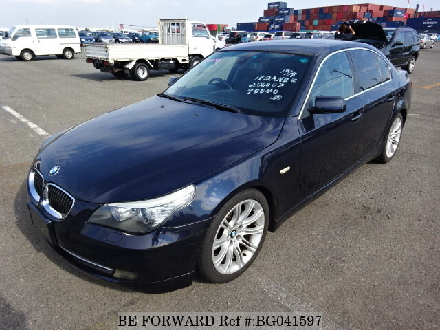 Used 2009 Bmw 5 Series 525i Highline Package Aba Nu25 For Sale