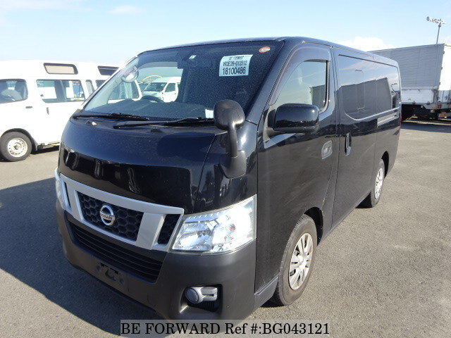 Used 2013 NISSAN CARAVAN VAN BG043121 for Sale