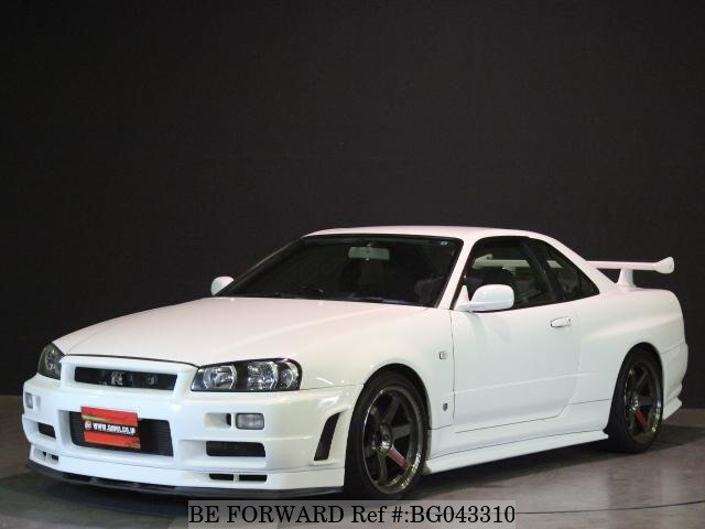 Nissan Skyline Gtr For Sale >> Used 1995 Nissan Skyline Gt R Gf Bnr34 For Sale Bg043310