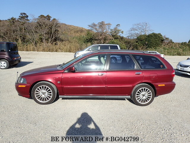 Used 2003 Volvo V40 Classic Gh 4b4204w For Sale Bg042799 Be Forward