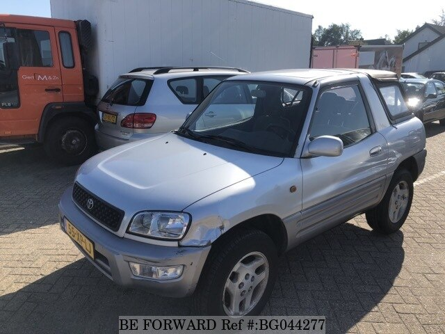 9956f1ec6d9877 Used 1998 TOYOTA RAV4 2.0 for Sale BG044277 - BE FORWARD