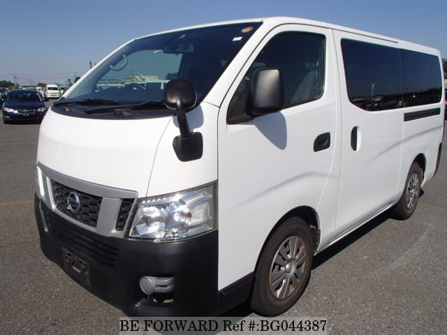 Used 2013 NISSAN CARAVAN VAN BG044387 for Sale