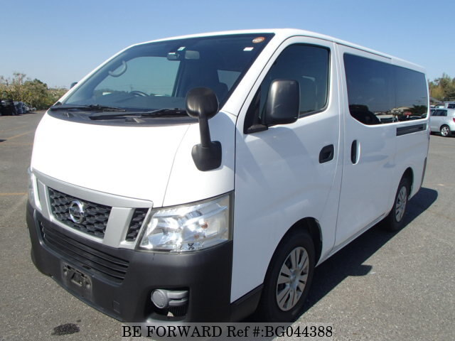 Used 2013 NISSAN CARAVAN VAN BG044388 for Sale