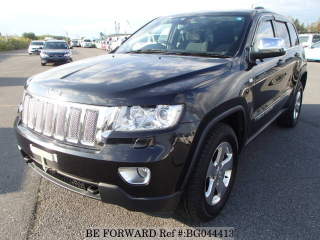 About This 2013 JEEP Grand Cherokee (Price:$12,357)